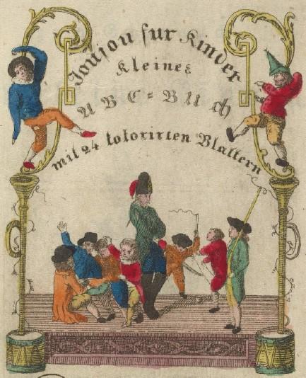 33_Joujou_1830_p01_Schulbuch_Lesebuch_Kinder_Spielen