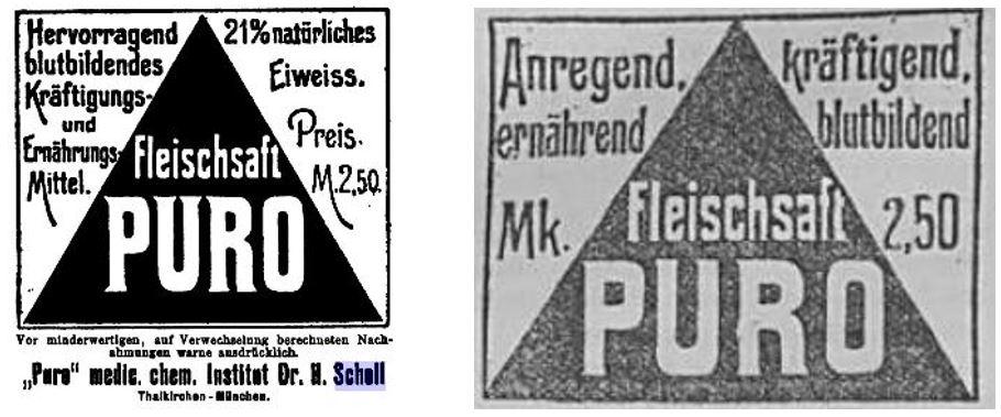 12_Therapeutische Monatshefte_40_1899_H12_pII_Allgemeine Zeitung_18988_04_08_p12_Fleischsaft-Puro