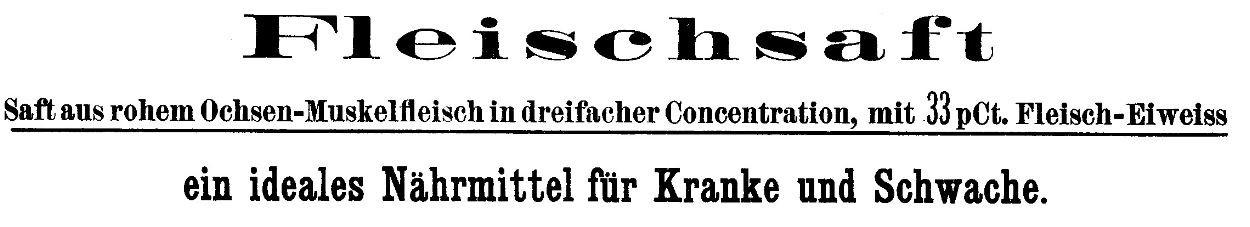 14_Wiener Medicinische Wochenschrift_53_1903_Sp1-2_Kraeftigungsmittel_Fleischsaft-Puro