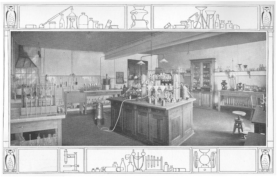 04_Schultheiss_1910_p080_Bier_Nahrungsmittelkontrolle_Qualitaetssicherung_Laboratorium