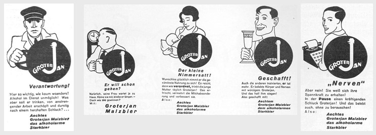 09_Scheck_1935_p18-19_Malzbier_Marketing_Groterjan_Zielgruppensegmentierung