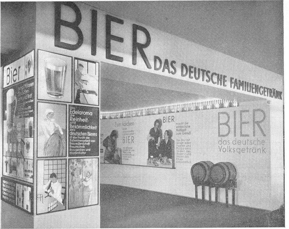 10_Scheck_1935_p51_Ausstellung_Bier_Gemeinschaftswerbung