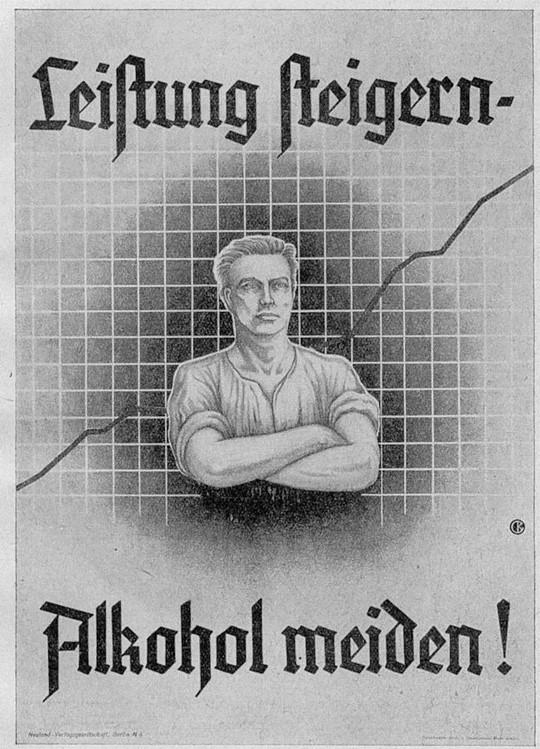 13_Neuland_48_1939_p235_Alkohol_Temperenzbewegung_Rationalisierung_Effizienz_Nuechternheit