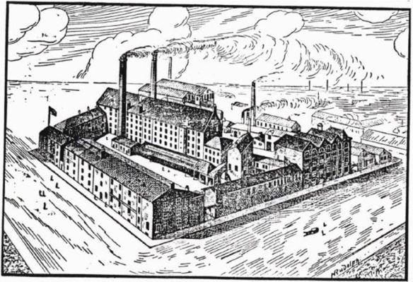 12_Frauen-Genossenschaftsblatt_04_1905_p076_Großbritannien_Konsumgenossenschaften_Leeds_Eigenproduktion_Produktionsstätten