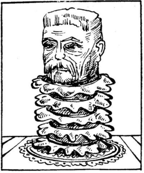 28_Prager Tagblatt_1933_05_27_Nr124_Wochenbeilage_sp_Hindenburg_Kitsch_Baumkuchen