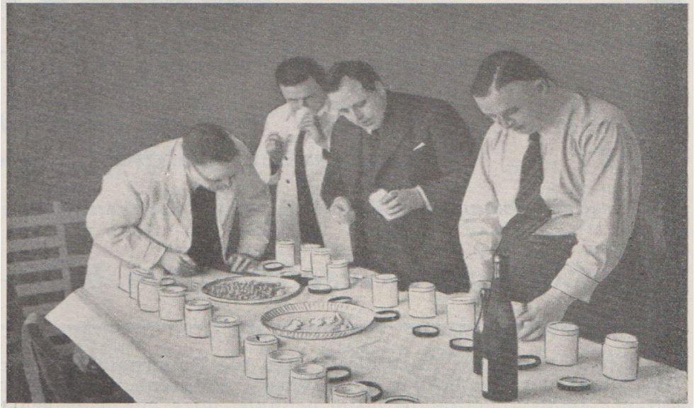 04_Die Kaese-Industrie_09_1936_p72_Sensorik_Kaese_Qualitaetspruefung