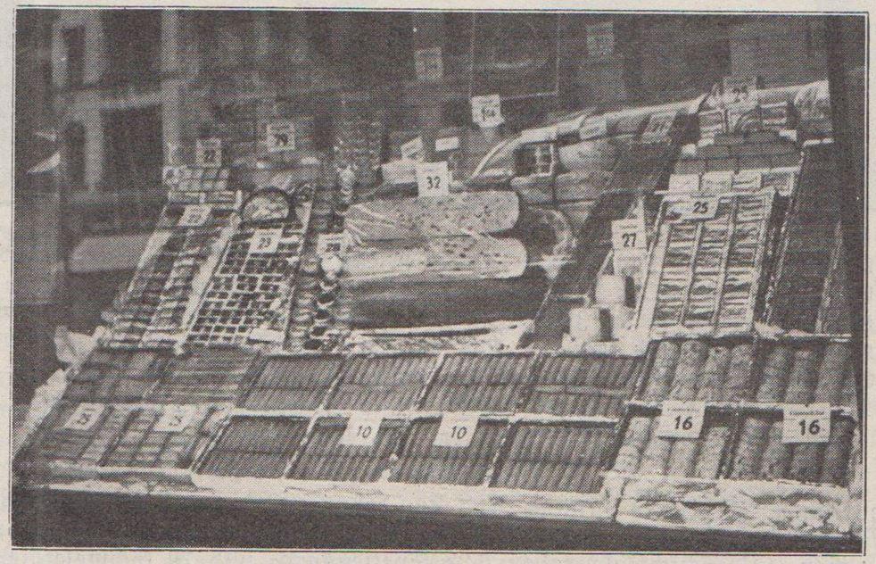 06_Die Kaese-Industrie_11_1938_p84_Milchhandlung_Kaese_Werbung_Auslage