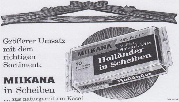 11_Der Verbraucher_18_1964_p175_Kaese_Schmelzkaese_Scheibenkaese_Milkana_Plastikverpackung