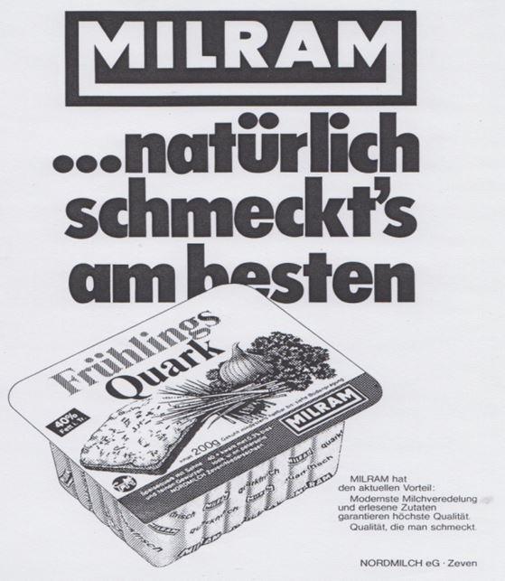 13_Der Verbraucher_1976_Nr16_p43_Quark_Milram_Nordmilch_Zevern
