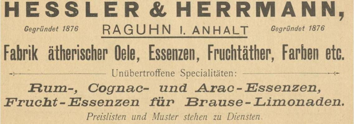 05_Spezial-Katalog_1896_Bd5_Werbung_p14_Essenzen_Sprituosen_Fruchtessenzen_Hessler-Herrmann_Raguhn