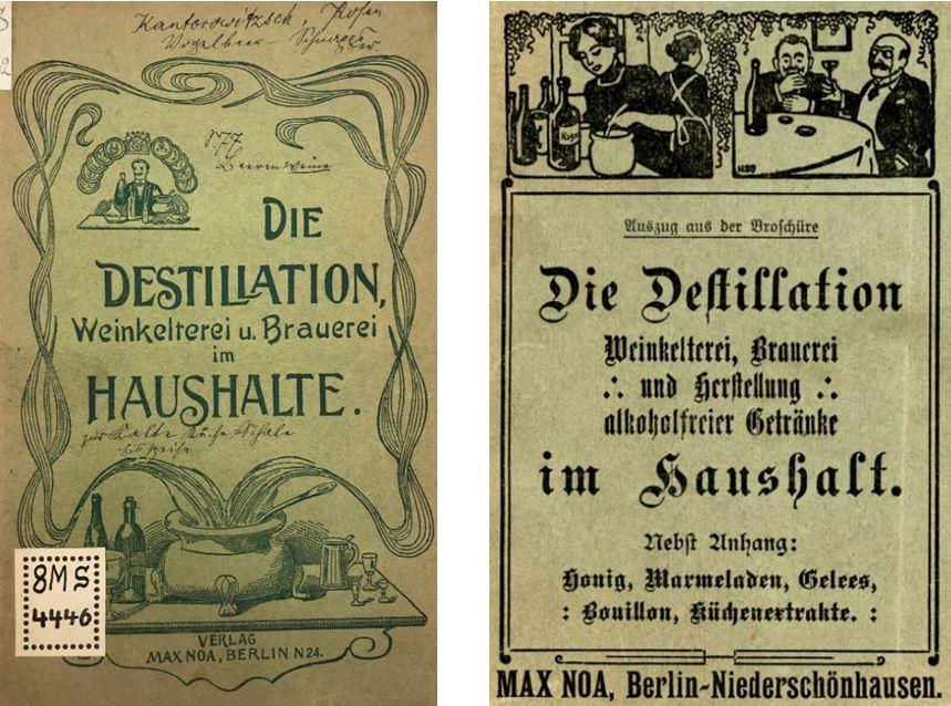 20_Destillation_1903_pI_ebd_1908_pI_Max-Noa_Essenzen_Spirituosen_Selbstbereitung_DIY_Berlin_Werbemittel