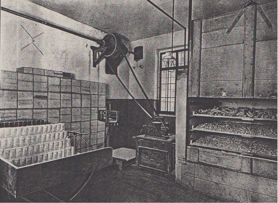 01_Friedel-Keller_Hg_1914_p221_Trockenmilch_M-Toepfer_Boehlen_Produktionsstaette_Milchverarbeitung