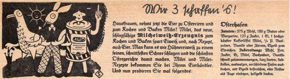 14_Das Blatt der Hausfrau_53_1939-40_p472_Milei_Eier_Austauschstoff_Ostern_Rezept