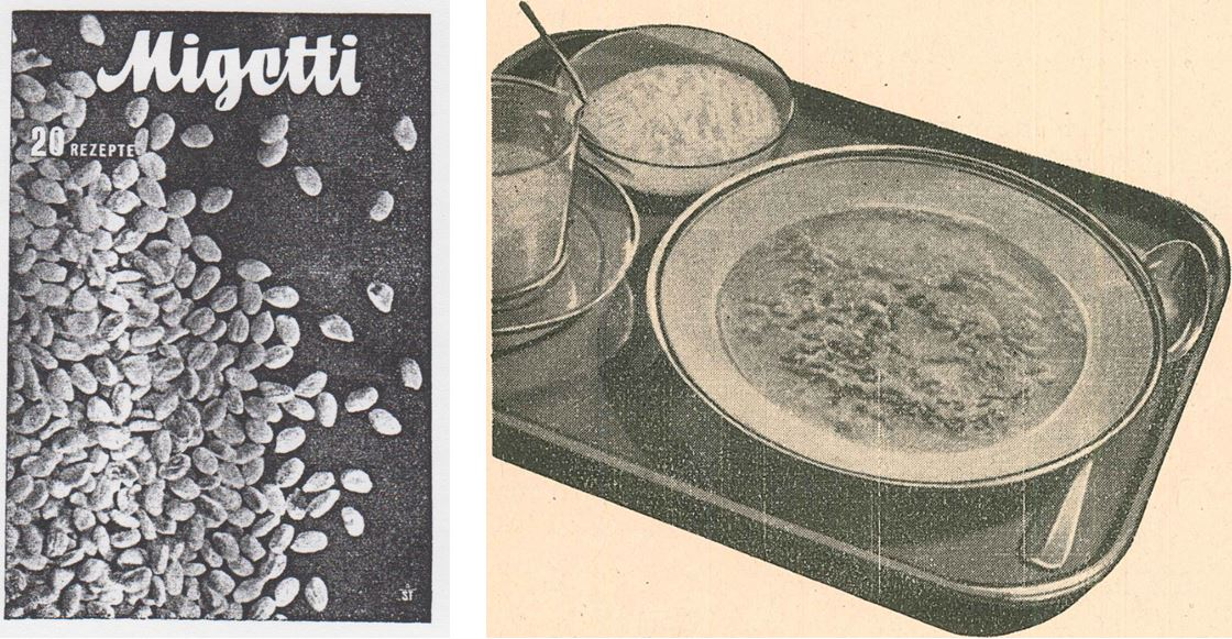03_Die Milchwissenschaft_02_1947_p81_Migetti_Rezeptbuch_Fruehstueck_Brei