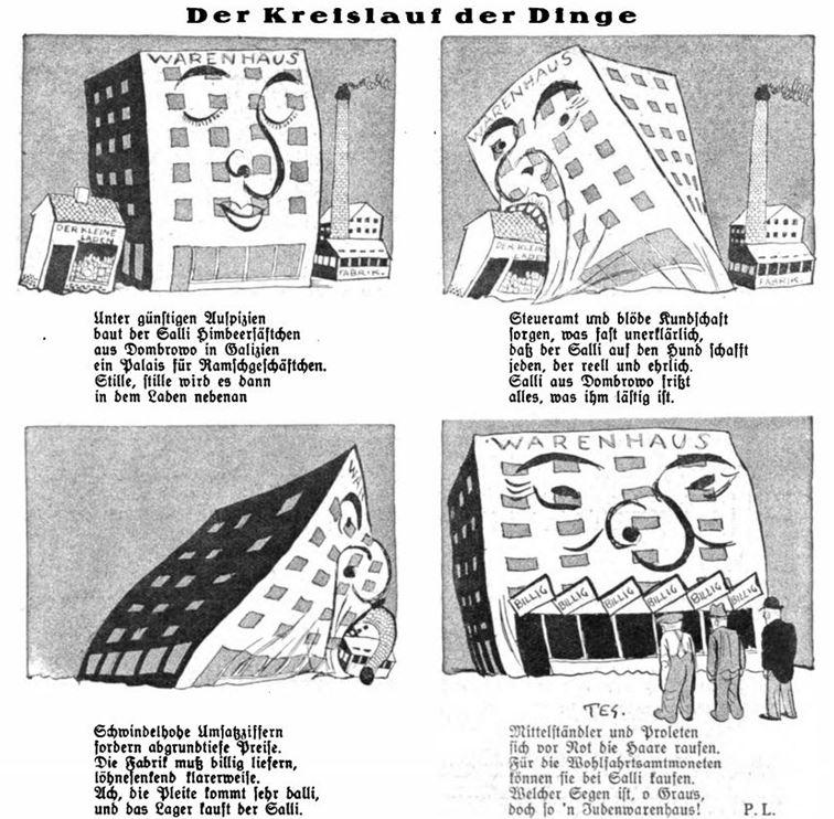 03_Illustrierter Beobachter_07_1932_p1265_Warenhaus_Antisemitismus_Mittelstand_Kommerzialisierung_Konzentration