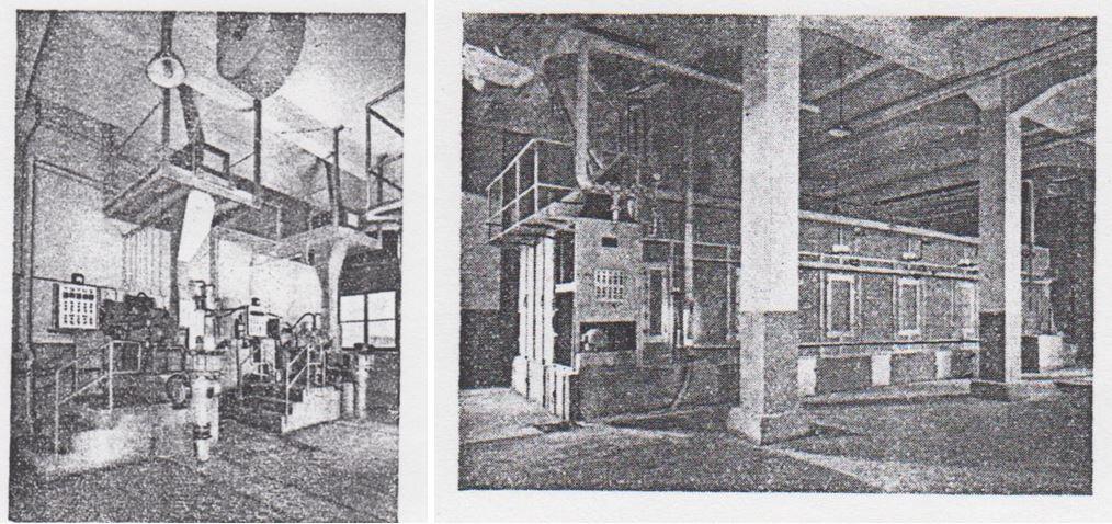 05_Die Milchwissenschaft_01_1946_p60_Migetti_Produktionsstaette_Fuerth_Trocknung_Schilde_Presse_Lihotzky