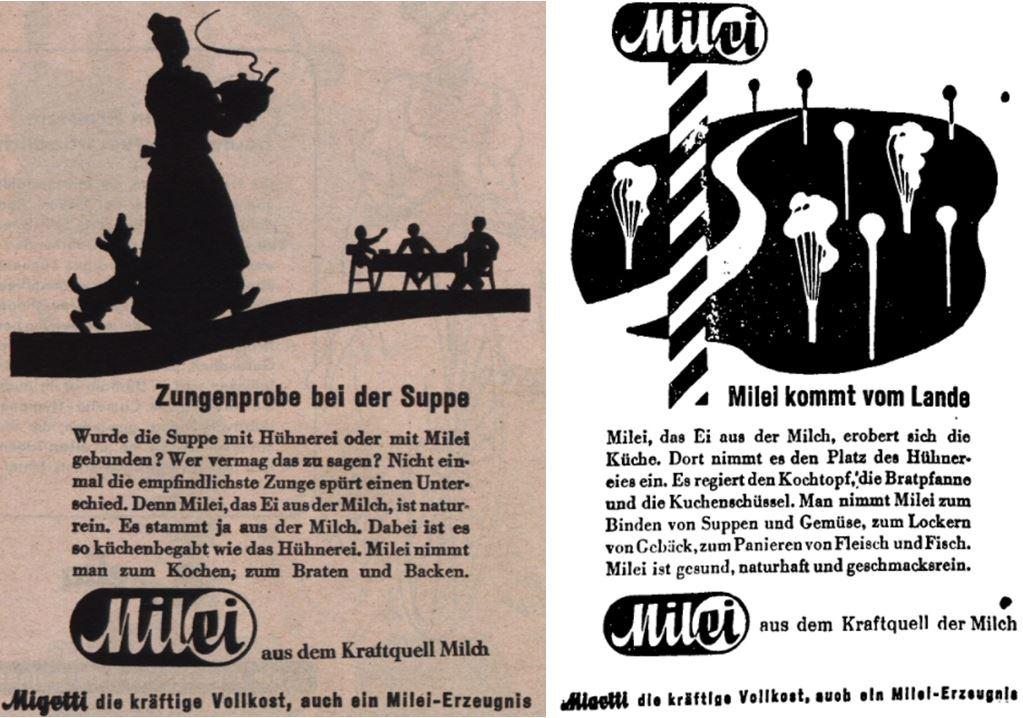 10_Wiener Modenzeitung_1941_H159_p24_Vorarlberger Landbote_1941_08_23_Nr067_p8_Milei_Migetti