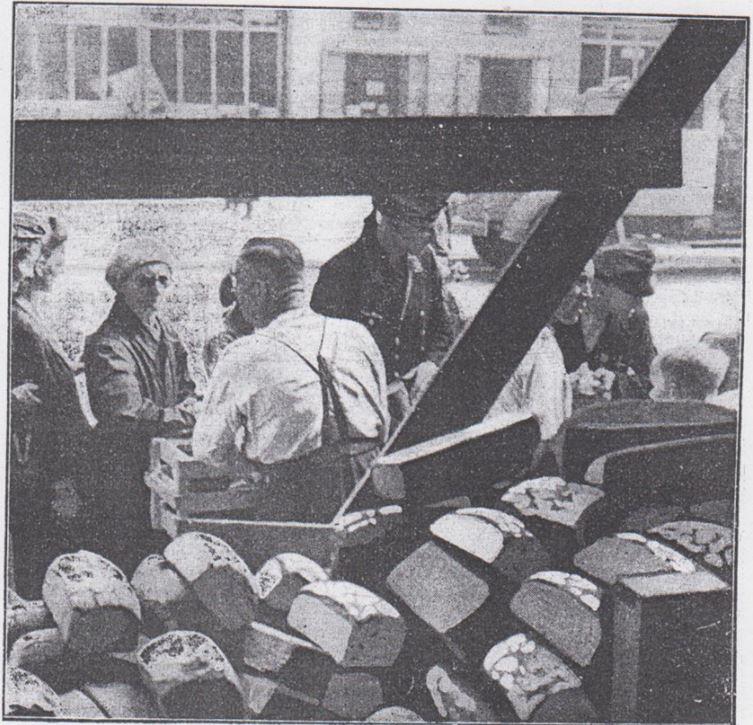 23_Nordwest- und mitteldeutsche Baecker- und Konditorei-Zeitung_45_1943_Nr27_p3_Einzelhandel_Baeckerei_Brot_Bombenkrieg_Ausgebombte