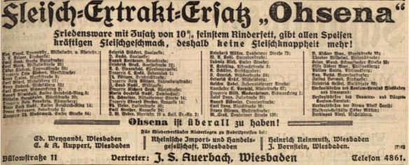 24_Wiesbadener Neueste Nachrichten_1920_01_10_Nr008_p5_Ersatzmittel_Ohsena_Fleischextraktersatz