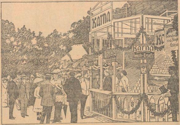 19_Neues Wiener Journal_1912_06_16_Nr6697_p24_Fleischersatz_Karna_Franz-Ferdinand_Verkaufsstaette