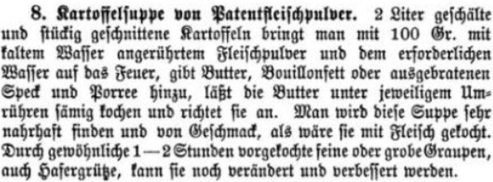 16_Davidis-Rosendorf_1885_p638_Kartoffelsuppe_Carne-pura_Rezept