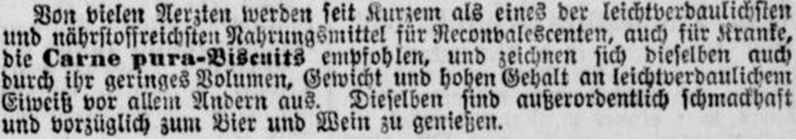 30_Berliner Tageblatt_1883_08_01_Nr353_p09_Krankenkost_Gebaeck_Biscuit_Carne-purna