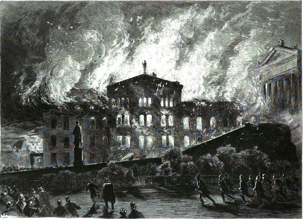 02_Illustrirte Zeitung_78_1882_p340_Brand_Theater_Schwerin_Feuerwehr