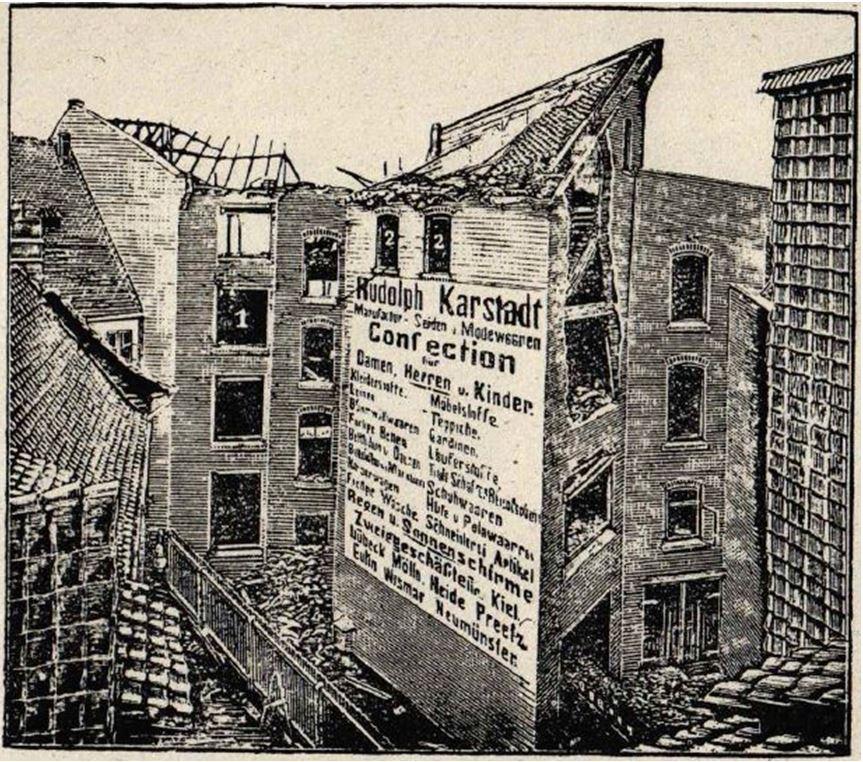 12_Gedenkblatt_1899_p10_Warenhausbrand_Karstadt_Braunschweig